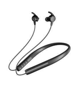neckband bluetooth earphone with heart rating